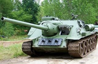 САУ СУ-100 демилитаризованная