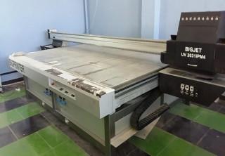 Широкоформатный принтер BIGJET UV2031 iРM 4, 2017 г.в.