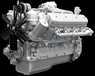 Двигатель 238Б-1