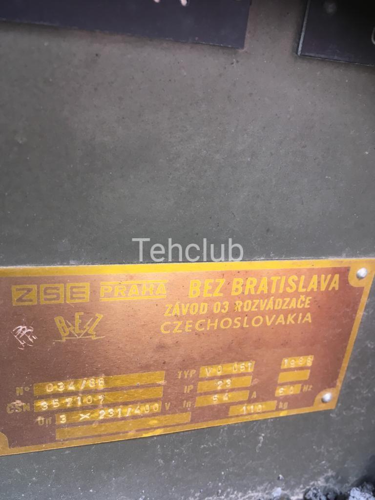 Электрогенератор, с двигателем Татра