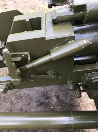 Пушка ЗиС-3 (реплика) обр. 1942 г.