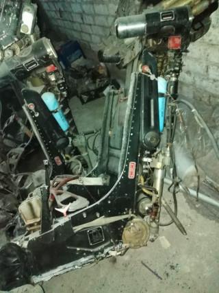 Катапультное кресло Су-24