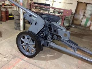 Пушка Pak 40, реплика