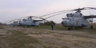 Вертолеты Ми-6, 1966-68 г.