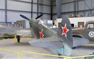 Самолет Як-3, реплика