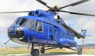 Вертолет Ми-8Т, 1985 г.