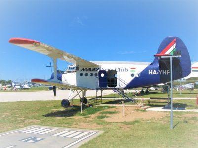 Ан-2 кафе в самолете