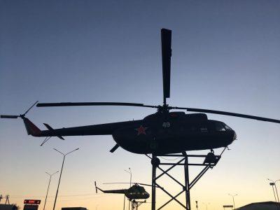 Ми-8 Каменск-Шахтинский