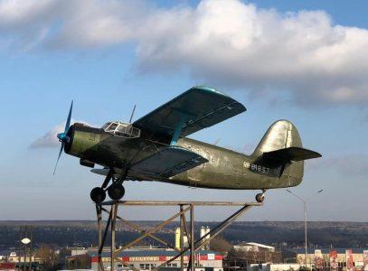 Ан-2 в музее